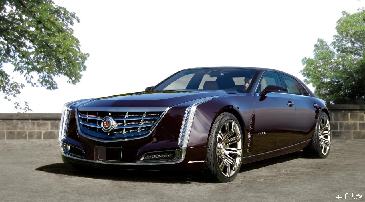 汽车攻略,凯迪拉克escala概念车,复古中带有现代,时尚