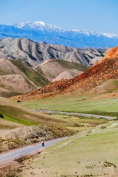 新疆318省道沿途风景